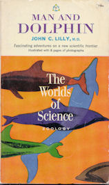 Man and Dolphin book cover