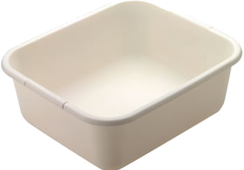 Rubbermain dishpan