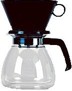 Melitta filter coffee maker