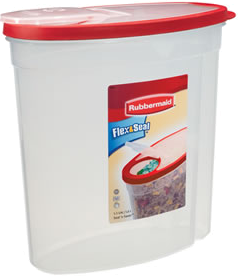 Rubbermaid Flex and Seal Cannister