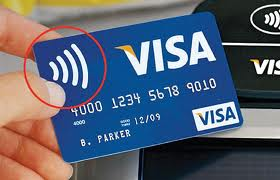 Visa RFI credit card