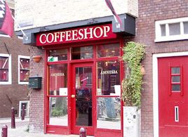 Dutch 'Coffee' shop