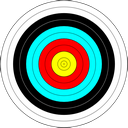 target of concentric circles symbolising spheres of influence