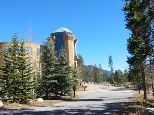 Colorado Summit meeting hall