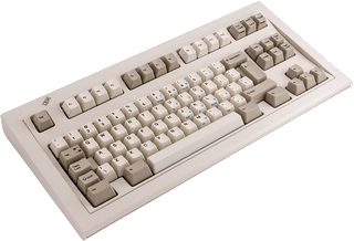 IBM Model M SpaceSaver