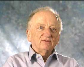 Benjamin Ferencz, chief prosecutor at Nuremberg, a friend of a friend