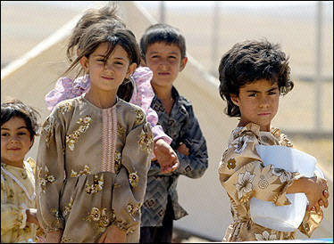 some of the Iraqi children your husband plans to kill