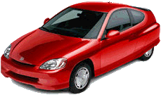 Honda Insight car