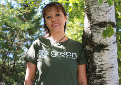 Get your Green Party electioneering gear