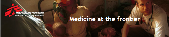 Visit msf.ca and support a doctors in the third world.