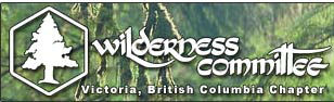 Visit Western Canada Wilderness Committee.