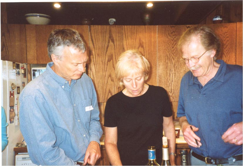 Don, Stephanie, Gordon