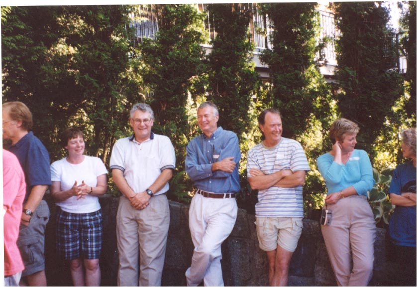 Gordon, Wendy, Rody, don, Ann, Lynn