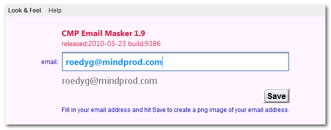Click to view Masker 1.9 screenshot