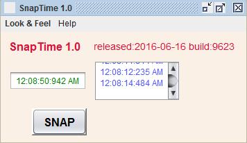 SnapTime 1.0 full
